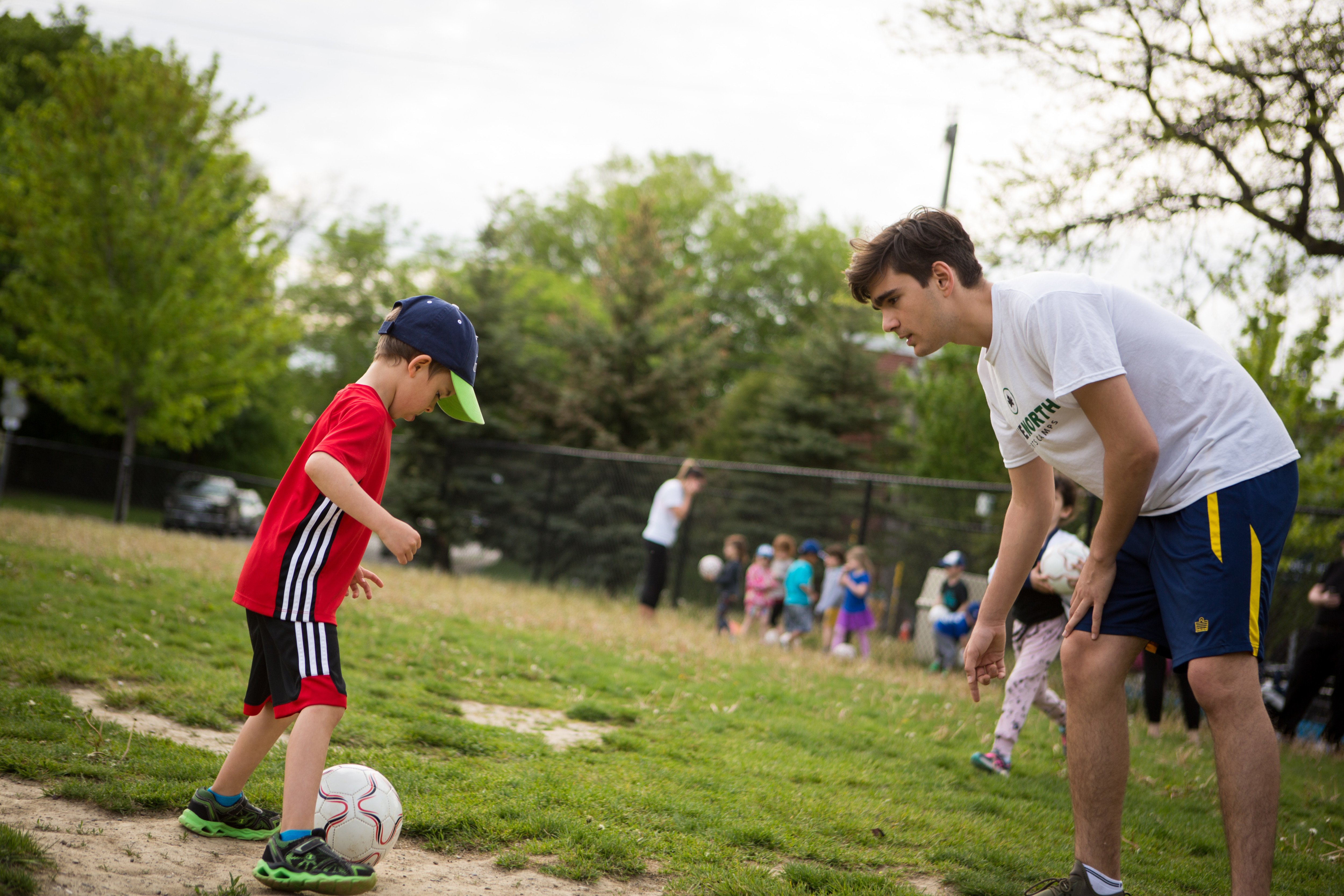 How Sports Build Healthy Communities